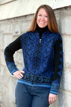 Safari Cardigan Alpaca Sweater